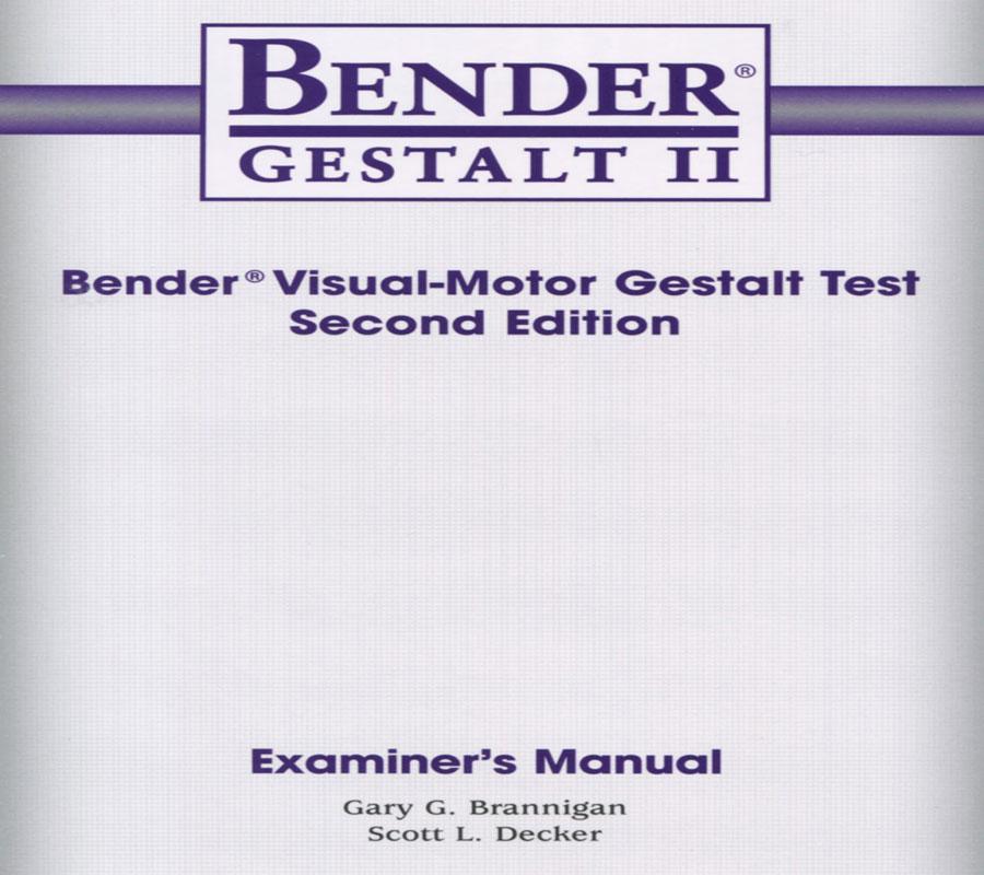 Bender Gestalt Testi