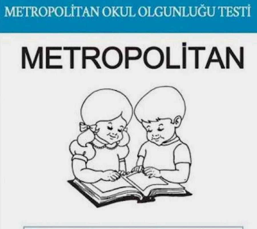 Metropolitan Okul Testi